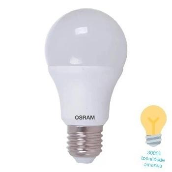 Lâmpada Led 12w Bivolt CLA100 E27 3000k - Ref. 7017060 - OSRAM