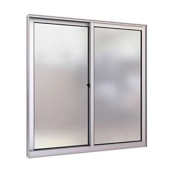 Janela de Alumínio 2 Folhas Vidro Liso 80x80cm FNJCL - Ref. FRN028005 - FREEDOM
