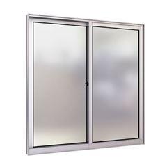 Janela de Alumínio 2 Folhas Vidro Liso 80Lx80A FNJCL - Ref. FRN028005 - FREEDOM