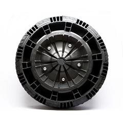 Roda Completa com Pneu em PVC Diâmetro de 1 Polegada Flex Border - Ref.100755 - FB PNEU