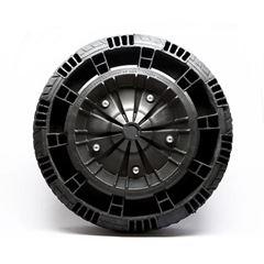Roda Completa com Pneu em PVC Diâmetro de 3/4 Polegada Flex Border - Ref.100757 - FB PNEU