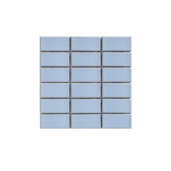 Revestimento 05X10 Lux Azul Verão Brilho Tipo A - Ref.01010001001009 - ELIZABETH