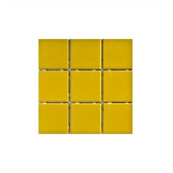 Revestimento 10X10 Lux Amarelo Plus Brilho Tipo A - Ref.01010001001038 - ELIZABETH