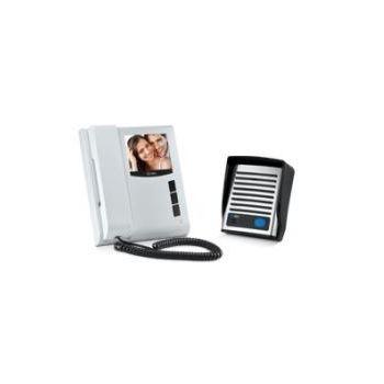 Porteiro Eletrônico com Câmera de Vídeo Sense - Ref.90.02.01.303 - HDL