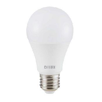 Lâmpada LED Bulbo 4,8W A55 E27 Bivolt 6500K Branco Frio - Ref. DI73636 - DILUX