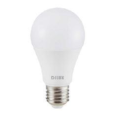 Lâmpada LED Bulbo 9W A60 E27 Bivolt 6500K  Branco Frio - Ref. DI73698 - DILUX