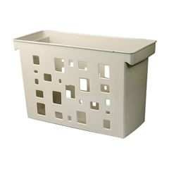 Caixa de Arquivo em Polipropileno Nude - Ref.0329.g.0005 - DELLO