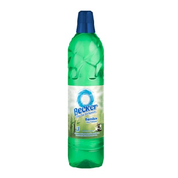 Limpador Perfumado 1L Bamboo - Ref.PA0003769 - Becker