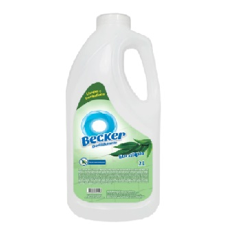 Desinfetante 2L Eucalipto - Ref.PA0003978 - Becker