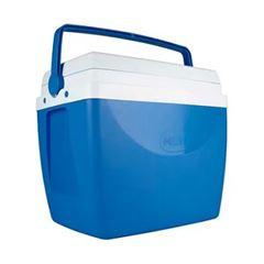 Caixa Térmica em Polipropileno 34 Litros Azul - Ref. 25108161 - MOR