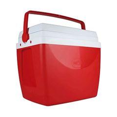 Caixa Térmica em Polipropileno 34 Litros Vermelha - Ref.25108162 - MOR