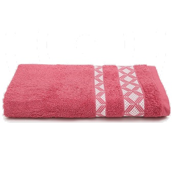 Toalha de Banho em Algodão Prata Diamond Batom - Ref.SANPRJBAJDIA3060 - SANTISTA
