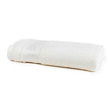 Toalha de Banho em Algodão Prata Relva Branco - Ref.SANPRJBAJREL0001 - SANTISTA