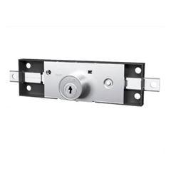 Fechadura para Porta de Enrolar 201 Preto Fosco - Ref. 56014 - STAM