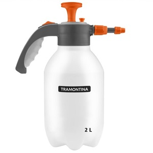 Pulverizador De Plastico 2,0L Compressão Prévia Branco - Ref.78610/206 - Tramontina
