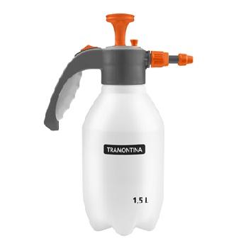 Pulverizador De Plastico 1,5L Compressão Prévia Branco - Ref.78610/156 - Tramontina