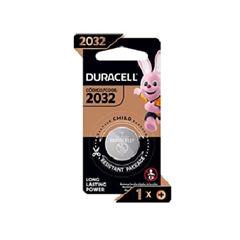 Bateria 3V Moeda Litio Cr2032 Metalica - Ref.306659 - Duracell
