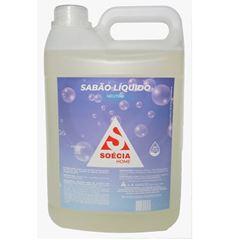 Sabão Liquido 5 Litro Premium Neutro - Ref.167 - SOÉCIA