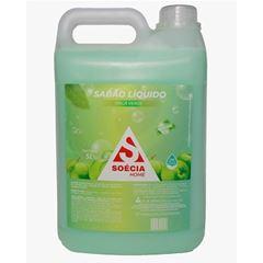 Sabão Liquido 5 Litro Premium Maça Verde - Ref.169 - SOÉCIA
