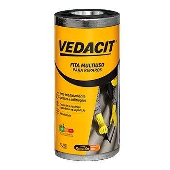 Fita Adesiva 30cmx10m Multiuso - Ref.121820 - VEDACIT
