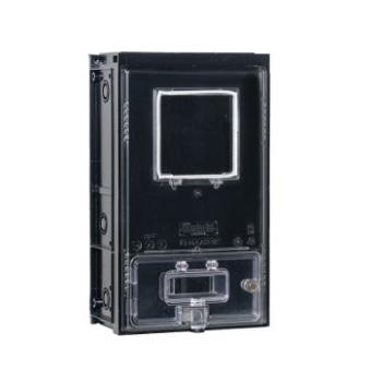 Caixa para Medidor Monofásica 07 Neoenergia com Visor de Vidro Padrão PE/BH/RN - Ref. 46000192 - INPLAST