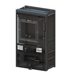Caixa para Medidor de Energia Monofásico Padrão PE/BA/RN CMD1 M7 Cinza- Ref.720006 - TAF