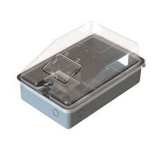 Caixa para Medidor de Energia Monofásico Padrão CE CMD1 M1 Cinza- Ref.7380 - TAF