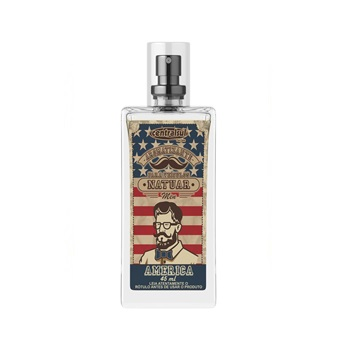 Aromatizante Spray 45 ml Natuar Men America - Ref.015630-2 - CENTRAL SUL