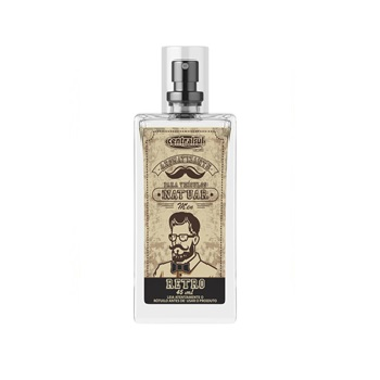 Aromatizante Spray 45 ml Natuar Men Retro - Ref.014459-2 - CENTRAL SUL