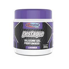 Silicone Gel 250g Perfumado Lavanda Destaque - Ref.0000320-4 - CENTRAL SUL