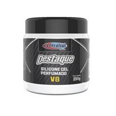 Silicone Gel 250g Perfumado V8 Destaque - Ref.0000318-2 - CENTRAL SUL