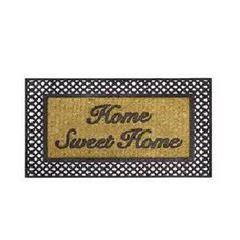 Capacho de Fibra de Coco 45x75cm Home Sweet Home - Ref.151201 - KAPAZI
