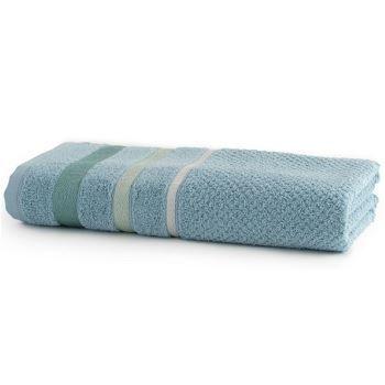 Toalha de Rosto Algodão Unique Brook Azul - Ref. SP50RJROJBRO6292 - SANTISTA