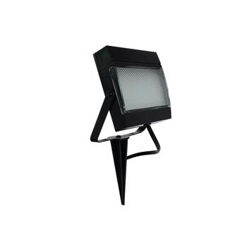 Refletor Spot Solar ABS 200 Lúmens Preto - Ref.18505 - ECOFORCE
