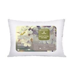 Travesseiro em Poliéster 48x68cm Eco Sleep - Ref. ECOSLTRAMUNICO - SANTISTA