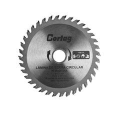 Disco de Serra Circular Para Madeira com 36 Dentes 110Mm - Ref.60879 - CORTAG