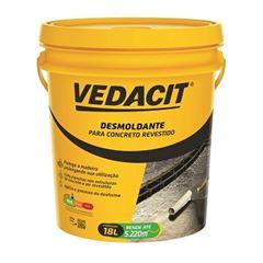 Desmoldante para Concreto 18 Litros Desmol Branco - Ref. 112381 - VEDACIT