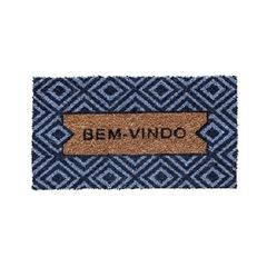 Capacho em Fibra de Coco 33x60cm Sortido - Ref. 700080 - COLOR ART