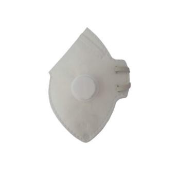 Respirador Dobrável CG-521V PFF2 Branco - Ref. 010673210 - CARBOGRAFITE