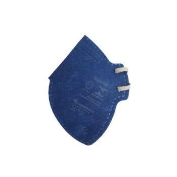 Respirador Dobrável CG-511 PFF1 Azul - Ref. 010672910 - CARBOGRAFITE