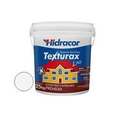 Textura Acrílica 25kg Texturax Branco - Ref. 618300261 - HIDRACOR