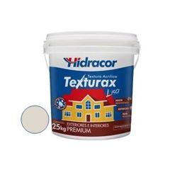 Textura Acrílica 25kg Texturax Branco Gelo - Ref. 618300361 - HIDRACOR