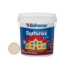 Textura Acrílica 25kg Texturax Areia - Ref. 618301561 - HIDRACOR