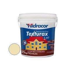 Textura Acrílica 25kg Texturax Marfim - Ref. 618302061 - HIDRACOR
