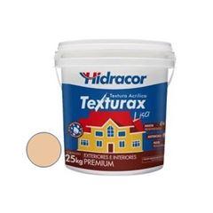 Textura Acrílica 25kg Texturax Pêssego - Ref. 618304261 - HIDRACOR