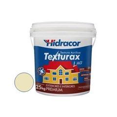 Textura Acrílica 25kg Texturax Palha - Ref. 618301461 - HIDRACOR