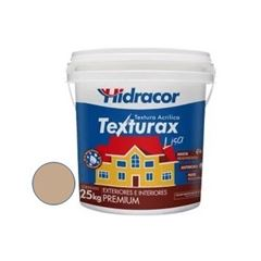 Textura Acrílica 25kg Texturax Camurça - Ref. 618301661 - HIDRACOR