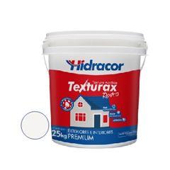 Textura Acrílica 25kg Texturax Rústica Branco - Ref. 06093800001 - HIDRACOR