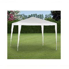 Tenda de Plástico 3,00x3,00m Branco - Ref. DW8100710 - EXCELLENT HOUSEWARE