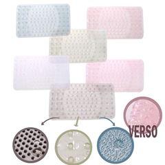 Tapete PVC 34x64cm Box Colors Sortido - Ref. 14.08.0001.0072/861 - PANO SUL
